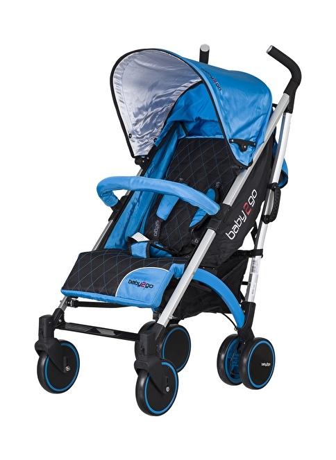 Baby2go Baby2Go 8826 Sweet Baston Bebek Arabası  Mavi